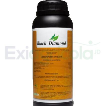 LEONARDITA BLACK - LEONARDITA BLACK DIAMOND (ENMIENDA ORGÁNICA)