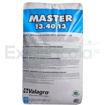 MASTER 13 40 13 - MASTER 13-40-13 X 25 KG