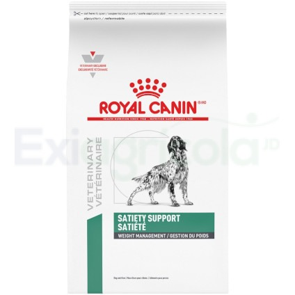 ROYAL CANIN SATIETY SUPPORT (DIETÉTICO)