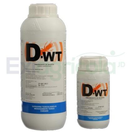 d wt concentrado - D-WT CONCENTRADO INMUNIZANTE