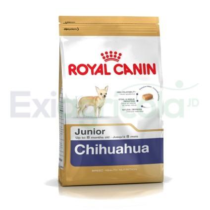 royal canin junior chihuaua - ROYAL CANIN CHIHUAHUA JUNIOR X 1.13 KG