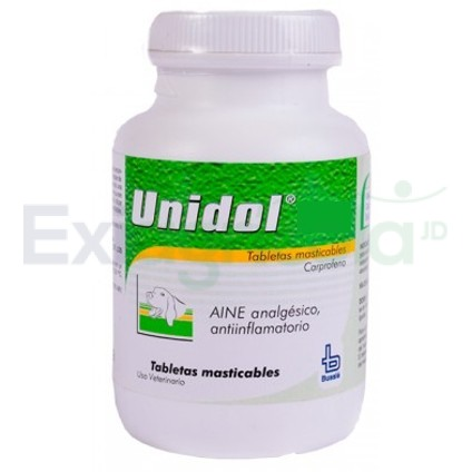 UNIDOL - UNIDOL 50 ó 100 MG (CARPROFENO)