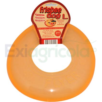 frisbee dog L exiagricola