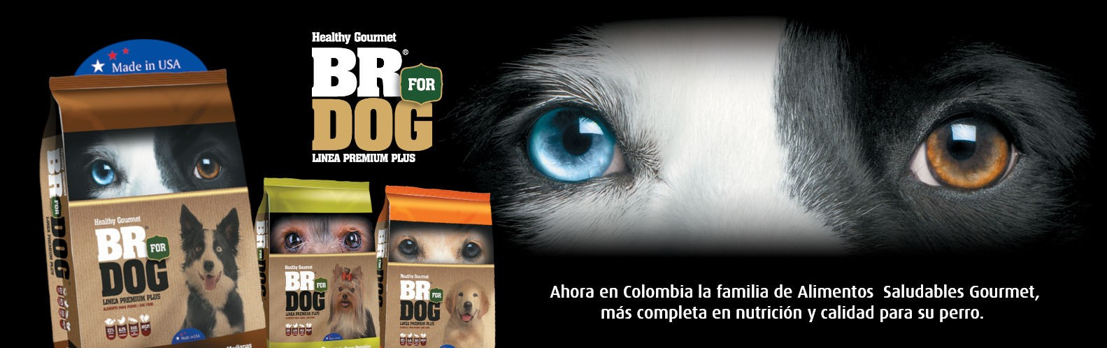 BR FOR DOG exiagricola