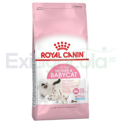 ROYAL FELINE MOTHER AND BABY EXIAGRICOLA