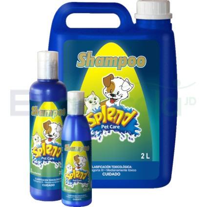 shampoo splend insecticida exiagricola