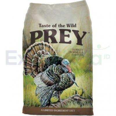 taste of the wild prey PAVO dog exiagricola