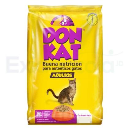 comida para gatos donkat adultos