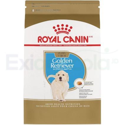 comida para perros royal canin golden cachorros