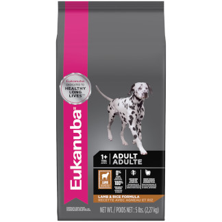 EUKANUBA ADULTO LAMB & RICE