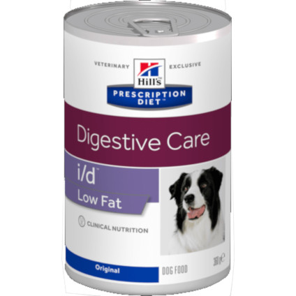 CANINE ID LOW FAT LATA