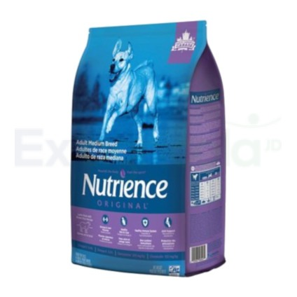 NUTRIENCE ORIGINAL ADULTO CORDERO