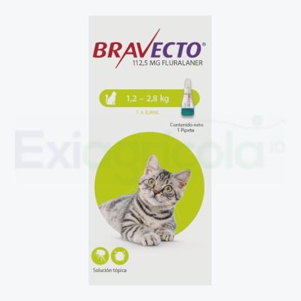 BRAVECTO SPOT ON CAT 112.5 MG