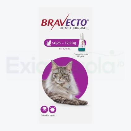 BRAVECTO SPOT ON CAT 500 MG