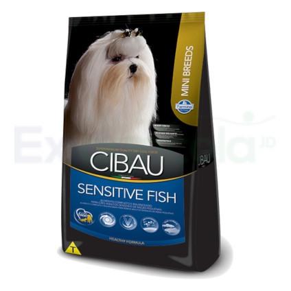 CIBAU SENSITIVE FISH MINI