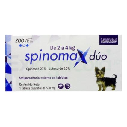 SPINOMAX DUO DE 2 A 4 KG
