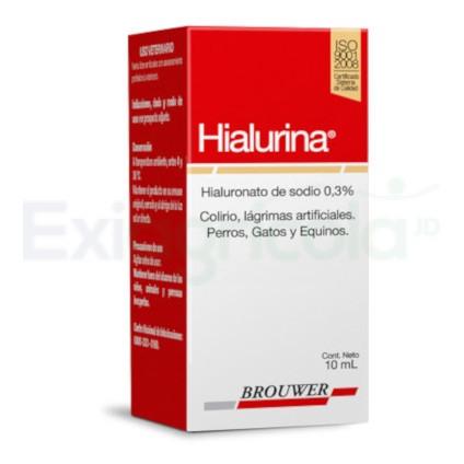 HIALURINA COLIRIO EXIAGRICOLA