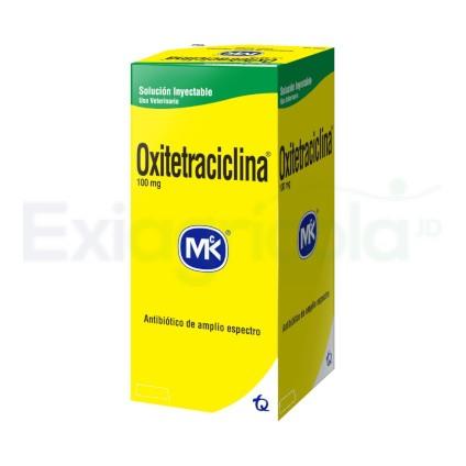 OXITETRACICLINA 100MG MK