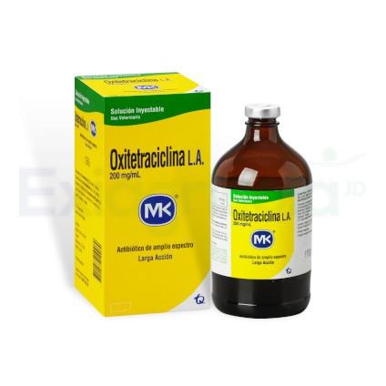 OXITETRACICLINA 200 L.A MK