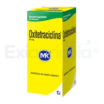 OXITETRACICLINA 50MG MK