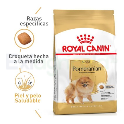 ROYAL CANIN POMERANIAN ADULTO