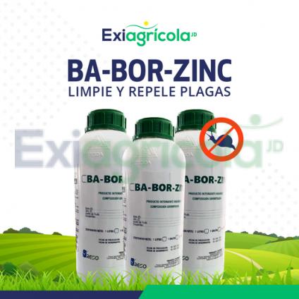 BA-BOR-ZINC REPELENTE
