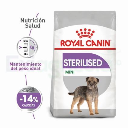 ROYAL CANIN MINI ADULTO STERILISED
